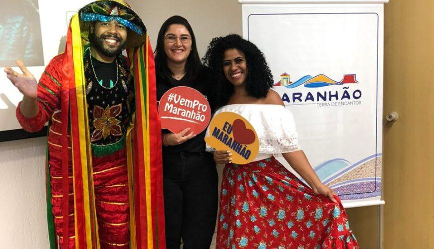 SETUR apresenta destinos maranhenses em encontro com operadores de viagem em São Paulo
